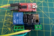 Picture of ESP8266 WiFi Relay